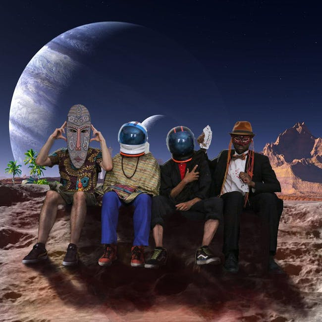 Dilemastronauta and The Cosmic Crew