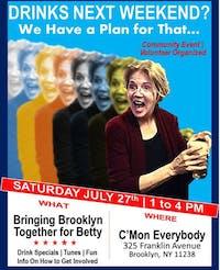 Bringing Brooklyn Together For Betty