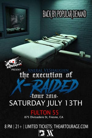 X-Raided