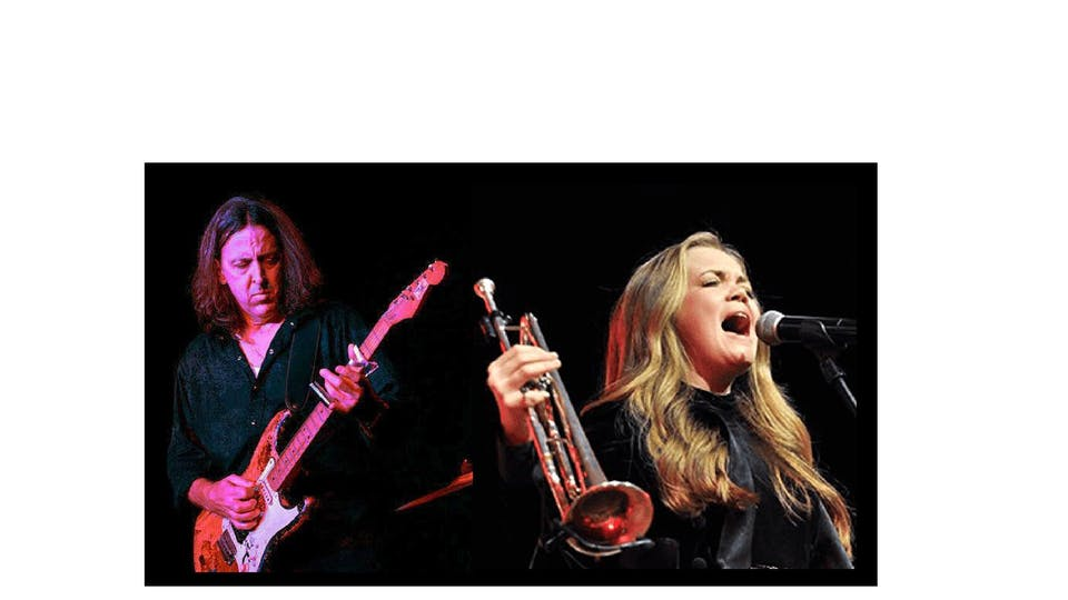Jim Suhler and Monkey Beat with Sarah Grace and The Soul