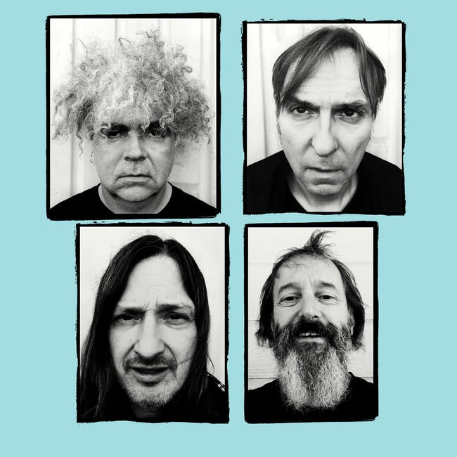 Melvins with Redd Kross & Toshi Kasai