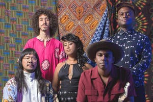 Sinkane with Mad Alchemy Light Show & The Afrofunk Experience