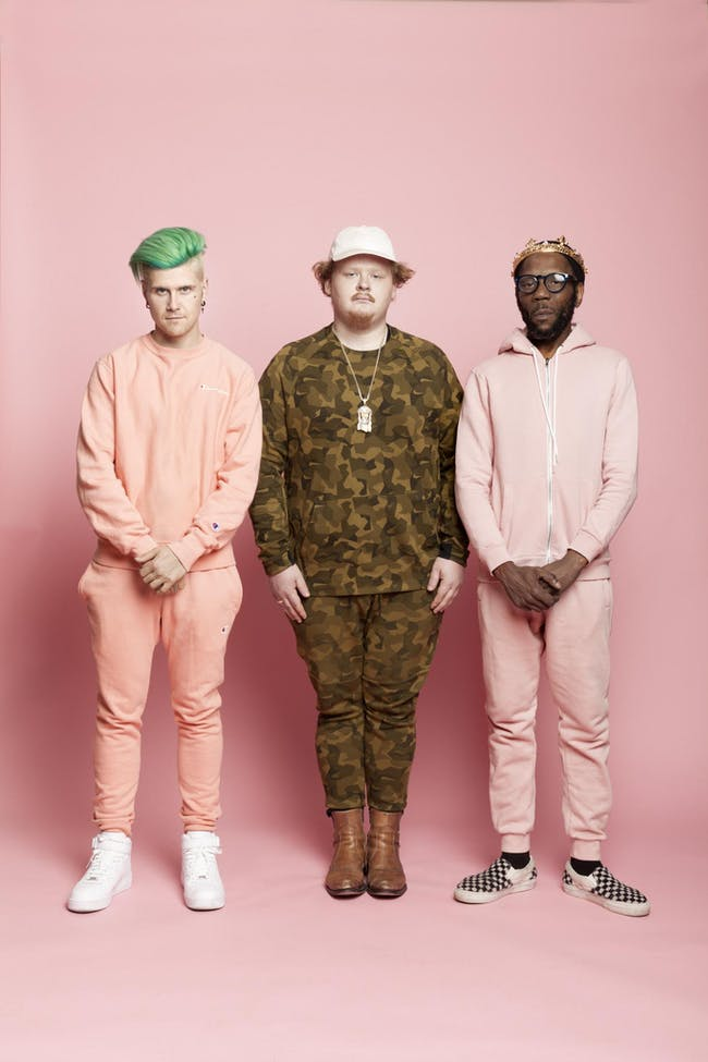 Too Many Zooz with Thumpasaurus