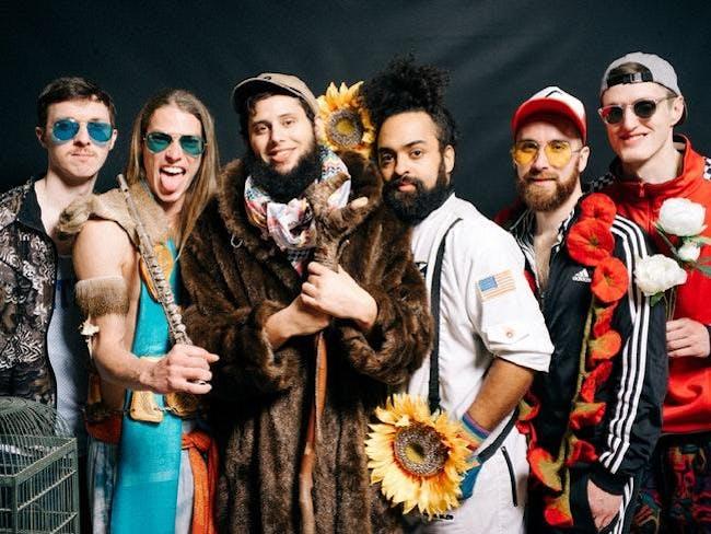 Joe Hertler & The Rainbow Seekers with Los Elk