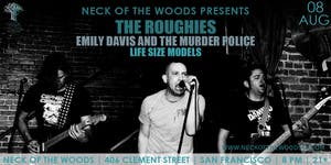 The Roughies, Emily Davis and The Murder Police, Life Size Models