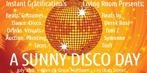 IG Living Room Presents: A Sunny Disco Day