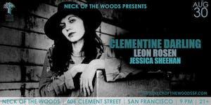 Clementine Darling, Leon Rosen, Jessica Sheehan