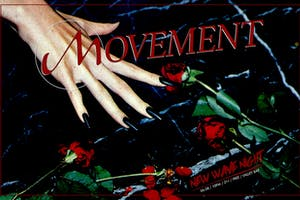 MOVEMENT feat. DJ XAM RENN [NEW WAVE NIGHT]
