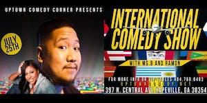 International Comedy Night