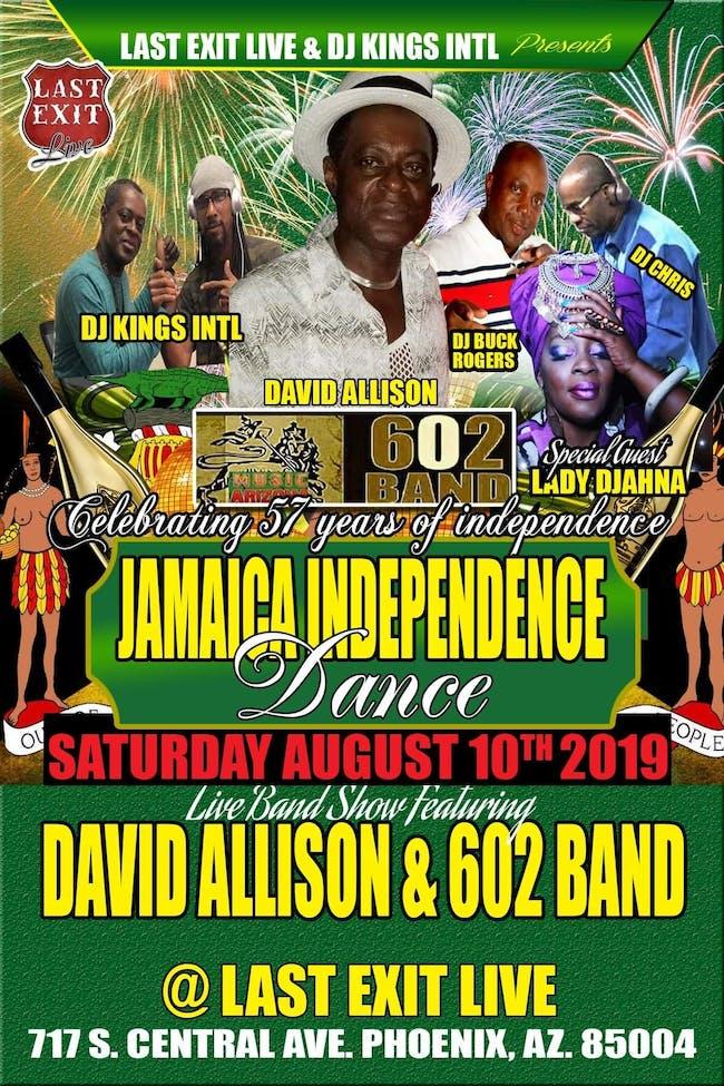 Jamaica Independence Dance