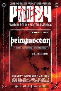 BEING AS AN OCEAN: Proxy World Tour