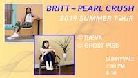 Pearl Crush,  Britt, Ghost Piss, & Daeva