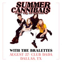SUMMER CANNIBALS • The Bralettes