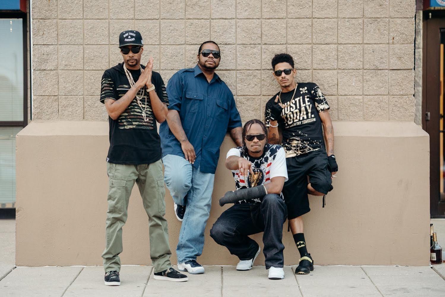 Bone Thugs-N-Harmony with MH The Verb (DJ Set)