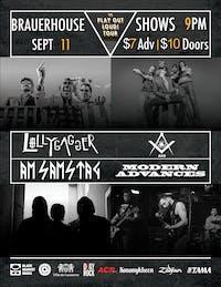 Invaders Tour - Alternative Night
