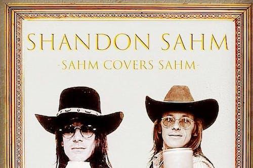 Shandon Sahm : Sahm Covers Sahm