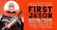 First Jason, Coyote Man, Calvacade, Rocket Miner, & Killer Moon