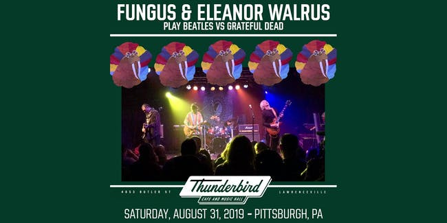 Eleanor Walrus & Fungus play Beatles vs The Grateful Dead