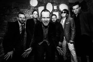Electric Six w/ Dave TV & Man in the Sea
