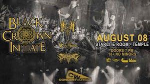 Black Crown Initiate with Inferi & Warforged
