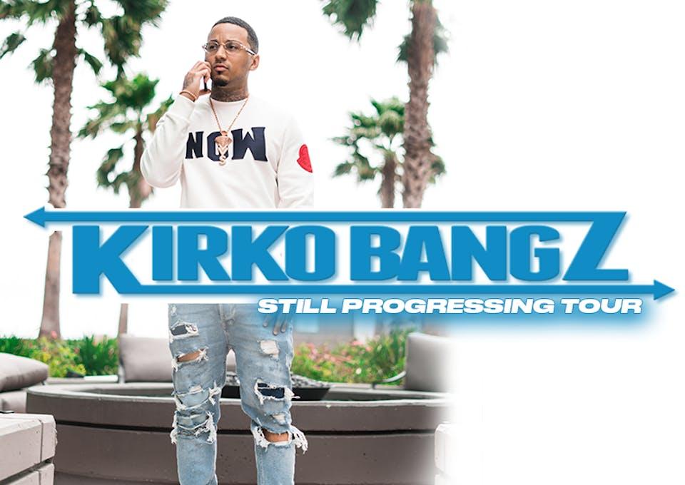 "Kirko Bangz ""Still Progressing Tour"""