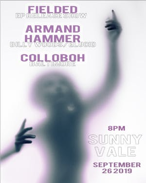 Fielded,  Armand Hammer, & Colloboh