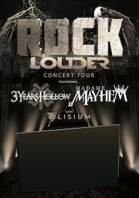 3 Years Hollow w/ Madame Mayhem