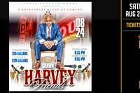 A Bridgeport Night of Comedy - Shawn Harvey & Friends