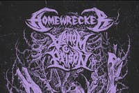 HOMEWRECKER • VENOM PRISON  • Great American Ghost