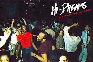 HI-DREAMS DJ COLLECTIVE : FUNK/SOUL/DISCO/BOOGIE/WORLD/WAX