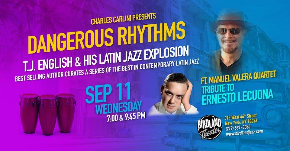 Manuel Valera Cuban Quintet: Tribute to Ernesto Lecuona