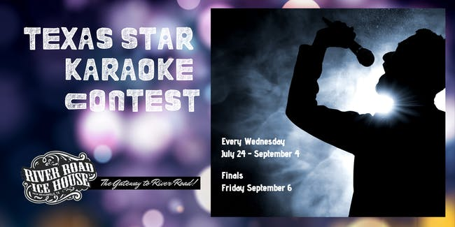 Texas Star Karaoke Contest - Week 7