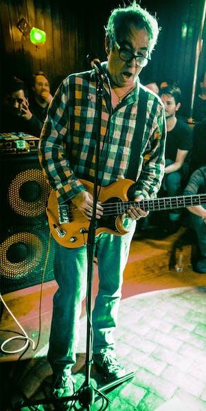 SOLD OUT: Mike Watt + The Missingmen