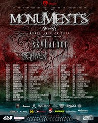 MONUMENTS / Sky Harbor / Grey Haven / ATF / DTF +Guests