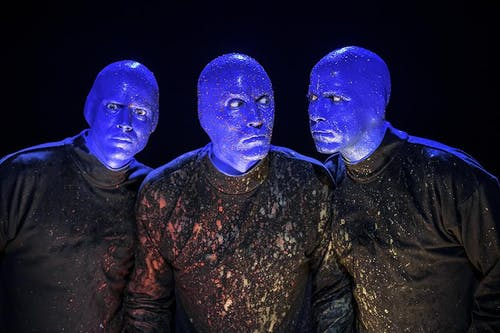 Blue Man Group - Speechless Tour