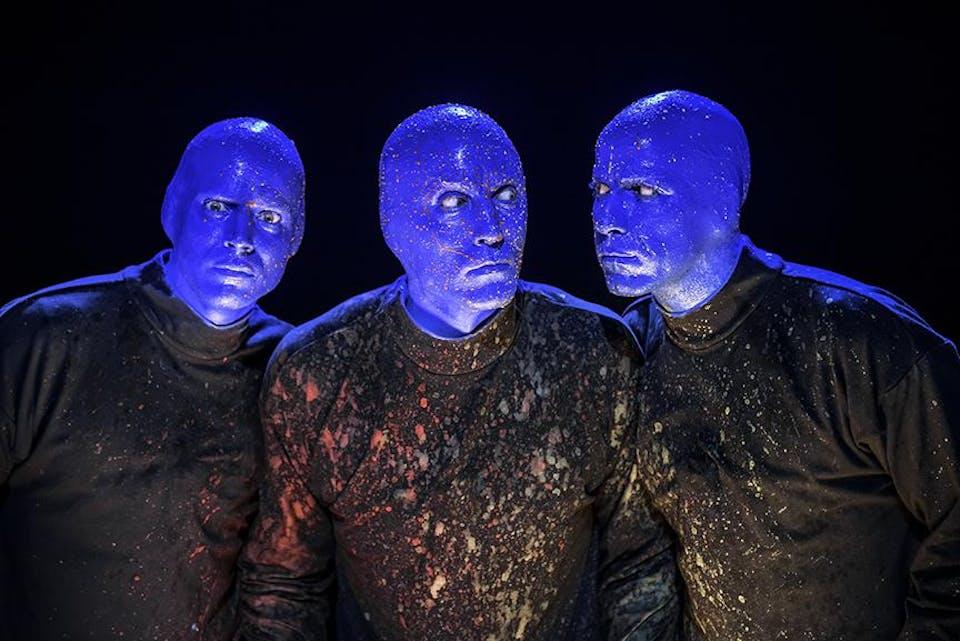 Blue Man Group - Speechless Tour