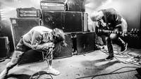HIRS, Bastard Noise, Deathrun, Escuela Grind