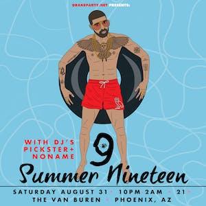 Drake Night: Summer 19