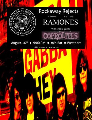 Rockaway Rejects : Ramones Tribute with Coprolites