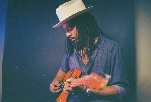 Black Joe Lewis and the Honeybears at Polaris Hall