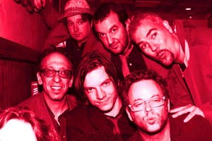 The Get It!, Half Hadley, James Arlowe & The Primal Daze, Bubble, Kodiak