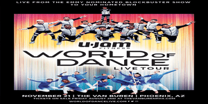 World of Dance Live! Tour