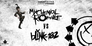 My Chemical Romance vs Blink-182 Scream-Along