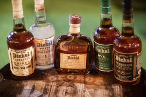 George Dickel Whisky Tasting with special guest Forrest Hoffar