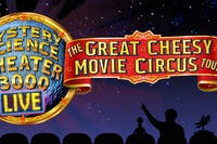 "Mystery Science Theater 3000 ""LIVE"""