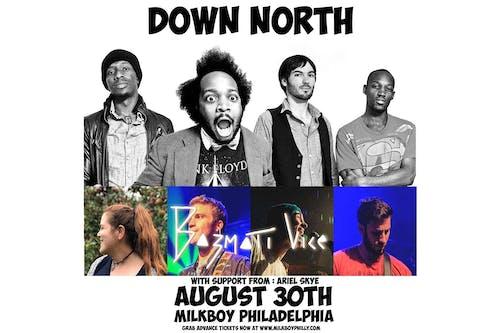 Bazmati Vice + Down North