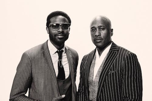 Ali Shaheed Muhammad and Adrian Younge: The Midnight Hour