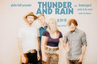 Thunder and Rain/ Ponder the Albatross/ Bowregard/ Jackie & the Racket