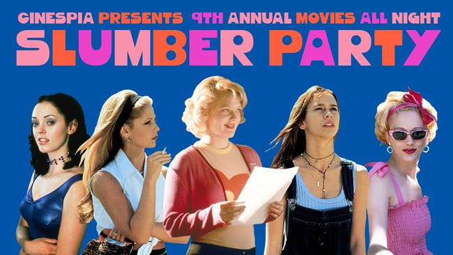 9th Annual Movies All Night feat. I Know What You Did Last Summer