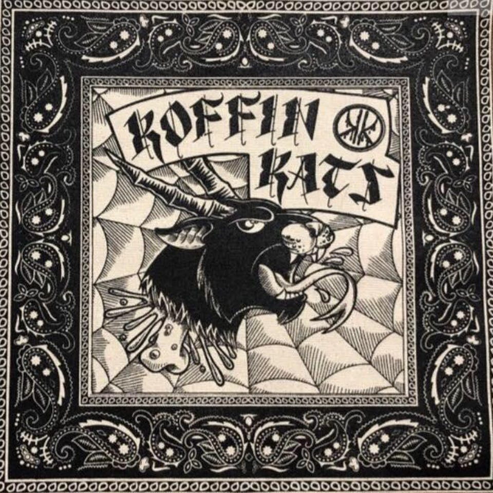 Koffin Kats / The Mossgatherers / Thee Coroners